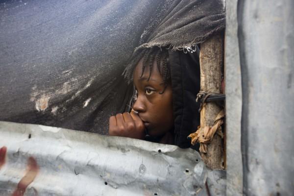 IMAGE: Haitian evacuation