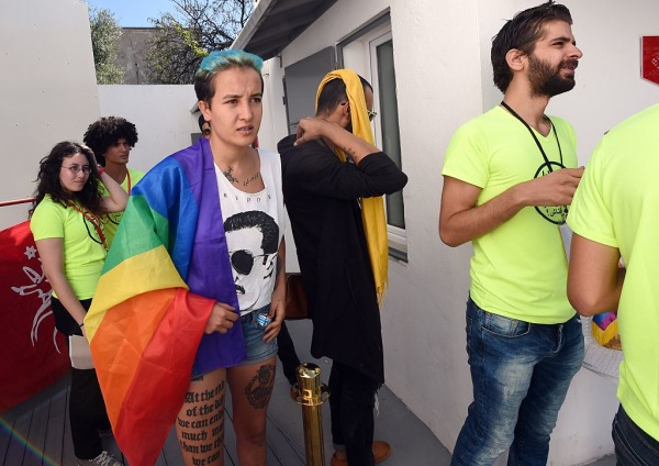 TUNISIA-SOCIETY-HOMOSEXUALITY-RIGHTS