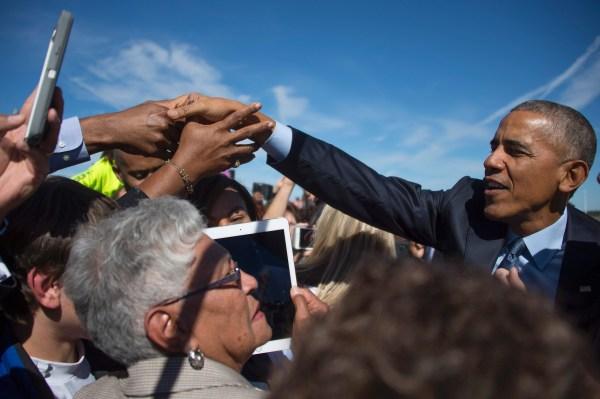 Image: US-POLITICS-OBAMA