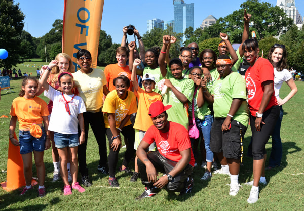 """Boys & Girls Clubs Of America """"Day For Kids"""" Event"""