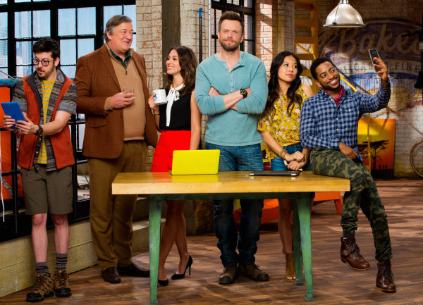 """""""The Great Indoors"""" premieres on CBS on Oct. 27, 2016"""