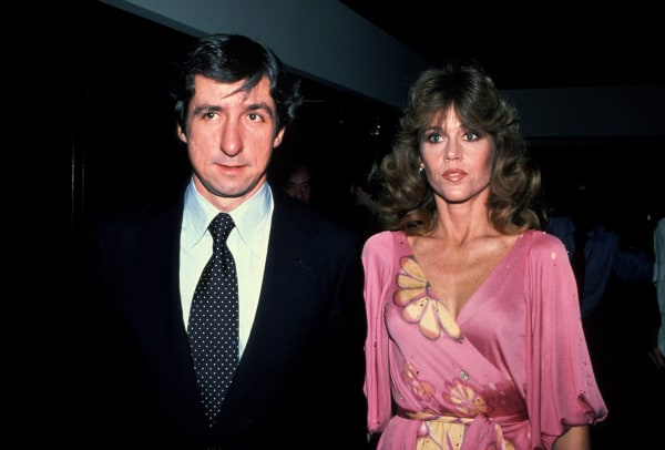 Image: Jane Fonda and Tom Hayden