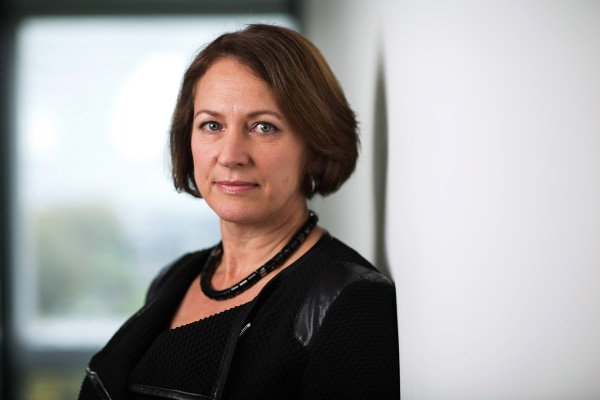 Lloyd's Of London CEO Inga Beale