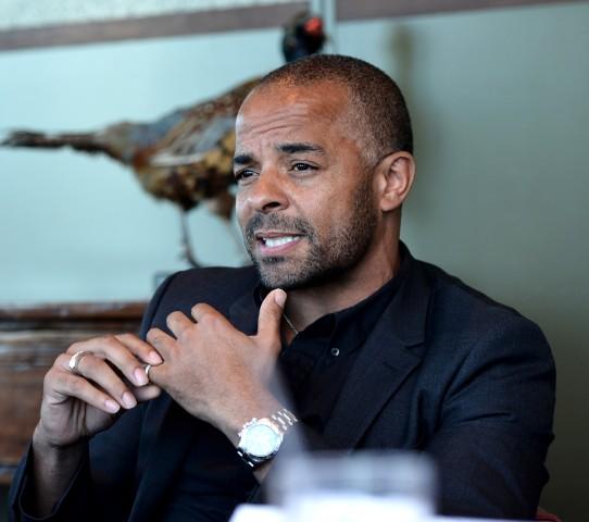 Jonathan Mildenhall, Chief Marketing Officer of Airbnb