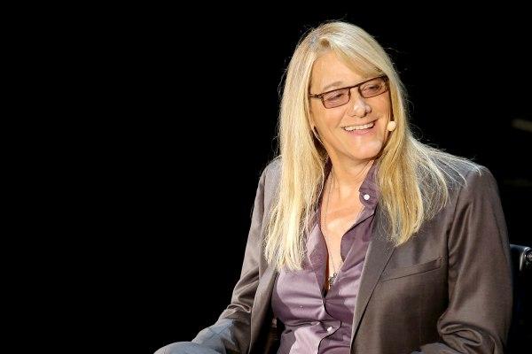 Martine Rothblatt speaks at Tina Brown's 7th Annual Women In The World Summit