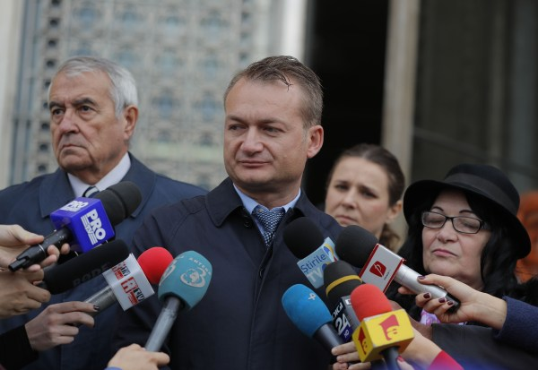 Image: ROMANIA-GAY-MARRIAGE