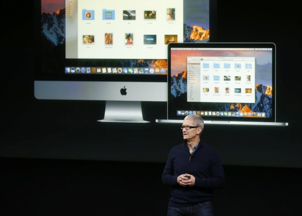 Image: Apple introduces new updated products