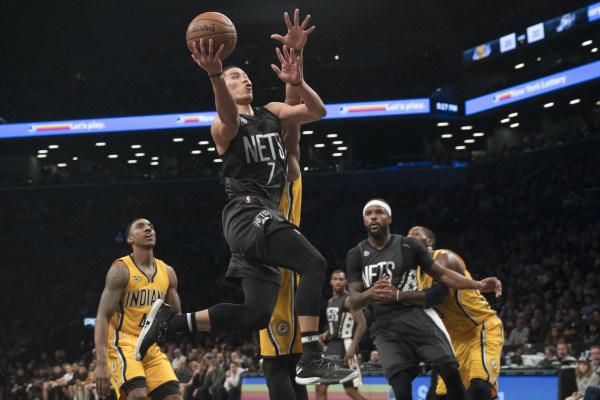 Image: Jeremy Lin, Thaddeus Young