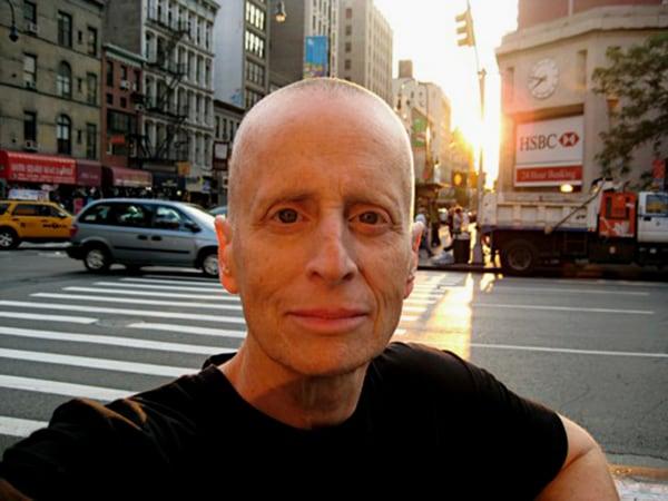 Image: Leslie Feinberg's Self Portrait