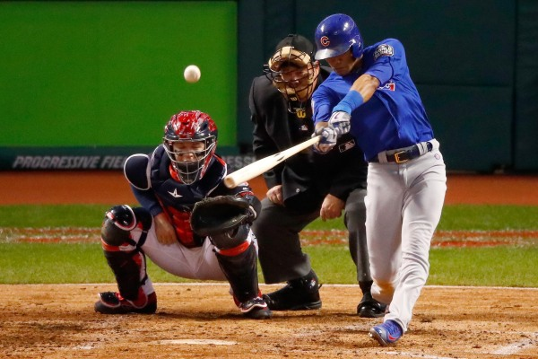 Image: World Series - Chicago Cubs v Cleveland Indians - Game Six