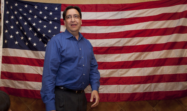 Image: Texan Pete Gallego Wins U.S. House Seat Congressional Seat