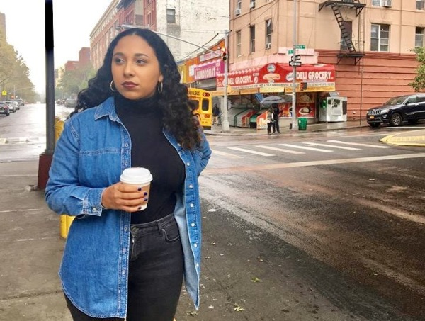 Ana Verde, 21, lives in East Harlem and studies Drama and Theater management at New York University (NYU).