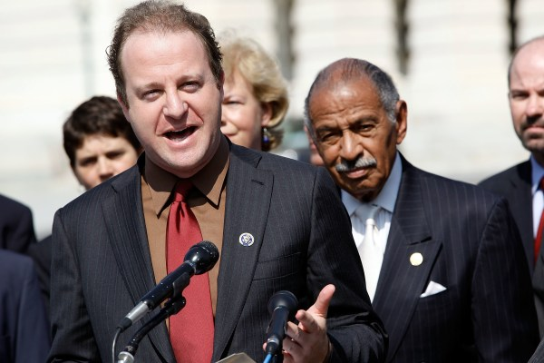 Image: House Reps. Announce Bill To Repeal Defense Of Marriage Act