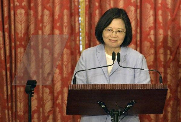 111006_Taiwanese_President_Tsai