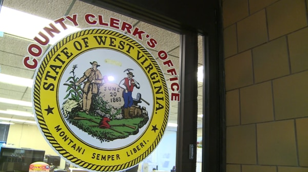 Image: County Clerk's Office Sign
