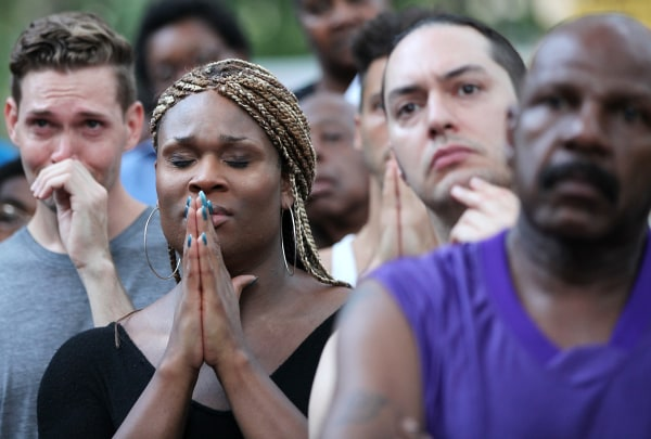 Vigil Held For Transgender Woman Beaten And Killed In Harlem