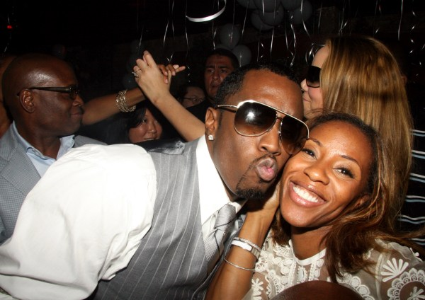 2006 CFDA Awards - Sean Diddy Combs' After Party - Inside