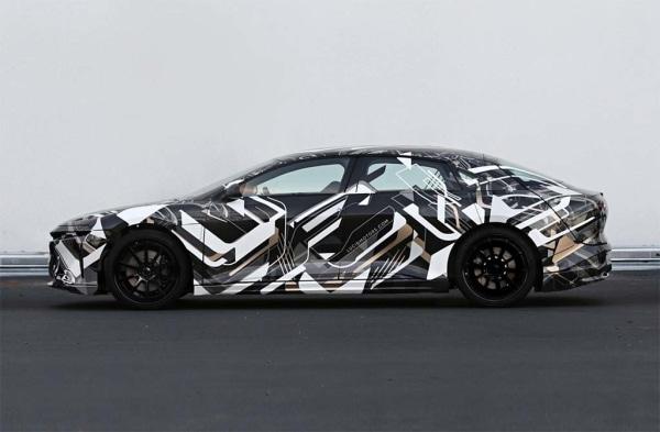 Image: Lucid Motors prototype
