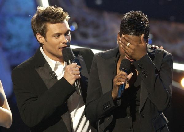 """American Idol"" Season 3 Finale - Results Show"