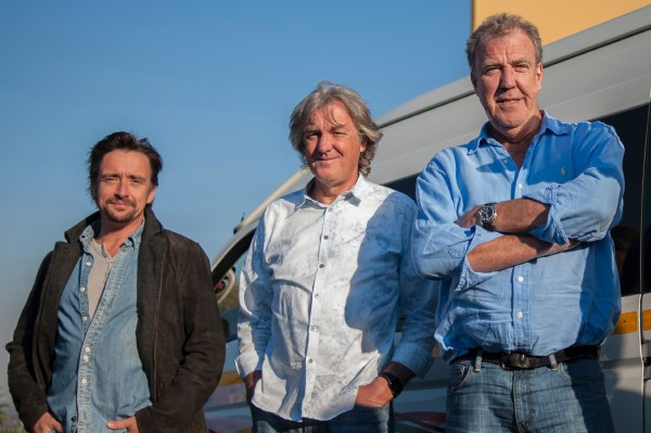 """The Grand Tour"" debuted on Amazon Prime"