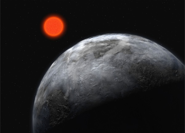 Earth-Like Planet Discovered 20 Light Years Away