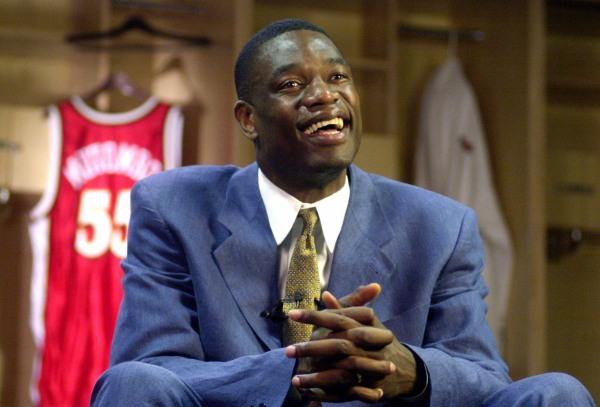 Image: Dikembe Mutombo in 2000