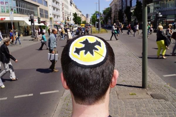 Image: Jewish man in Berlin