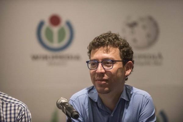 Luis Von Ahn, creator of Duolingo.