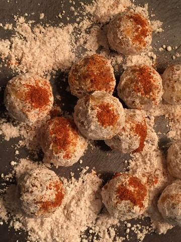 ... Gift-Giving Treats: Mexican Rum Balls, Coquito, Alfajores - NBC News