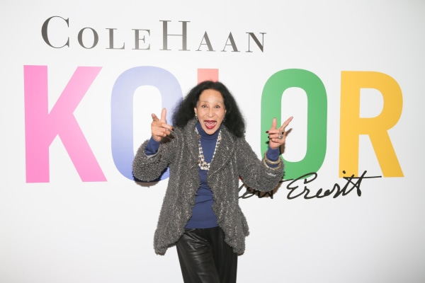 Image: Cole Haan Celebrates Elliott Erwitt's Kolor, New York, America - 06 Nov 2013