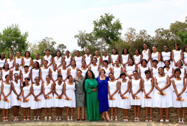 Oprah Winfrey Leadership Academy for Girls - Class of 2011 Inaugural Graduation