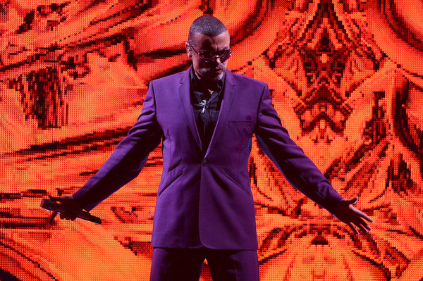 George Michael Performs For His Symphonica Tour - Birmingham