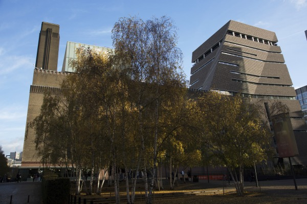 Image: Exterior of Tate Modern gallery