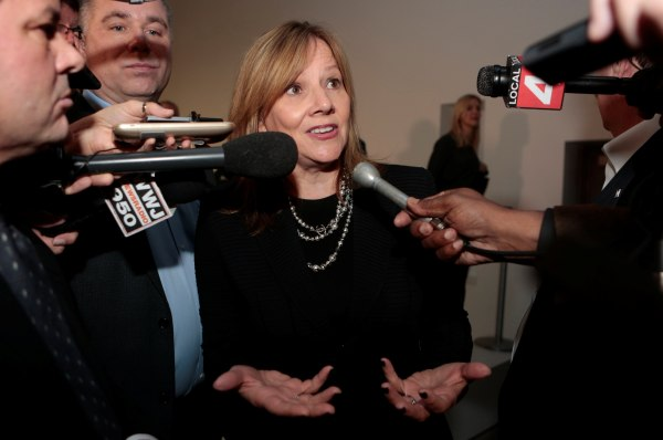 Image: Mary Barra
