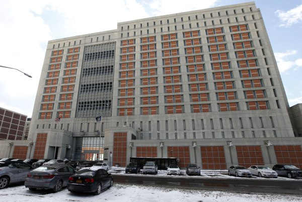 Image: The Metropolitan Detention Center (MDC) in the Brooklyn borough of New York, Jan. 8, 2017.