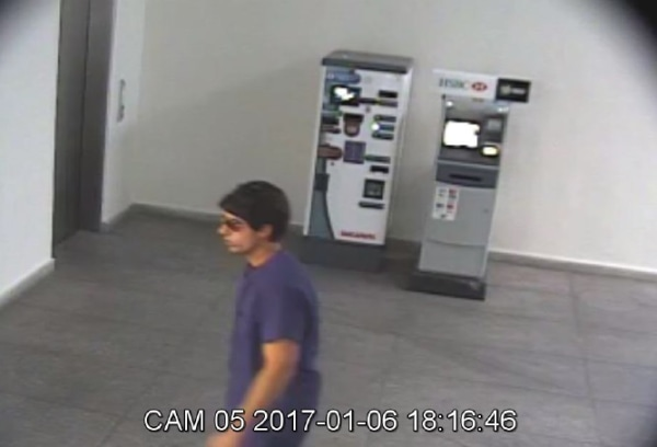 IMAGE: Mexico suspect