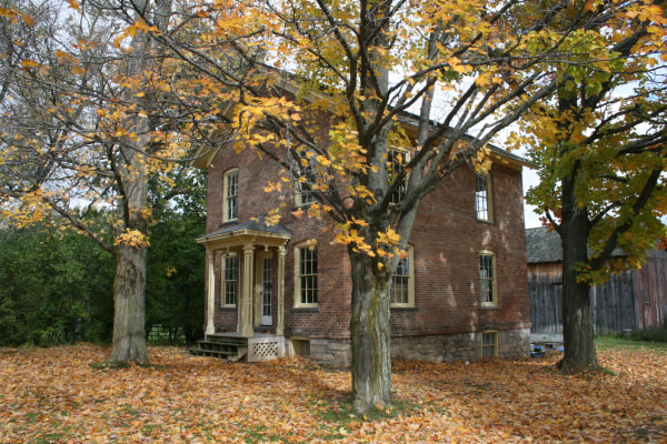 Image: Harriet Tubman's Auburn, New York Home