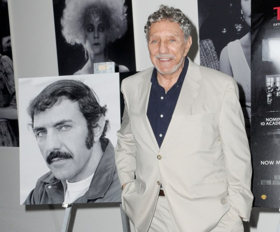 """Image: Writer/Producer  William Peter Blatty attends the special screening of """"The Exorcist Extended Director's Cut"""" at The Museum of Modern Art on Sept.29, 2010 in New York City."""