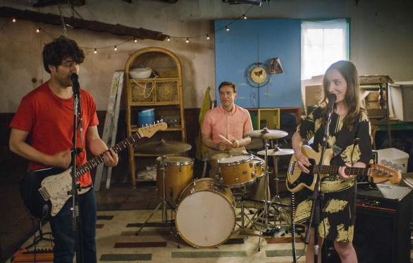 "A scene from ""Band Aid."""