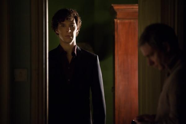 Image: Benedict Cumberbatch and Martin Freeman in a scene from 'Sherlock'