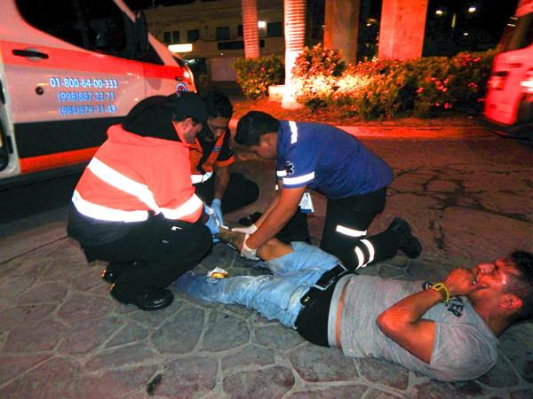 Image: MEXICO-CRIME-SHOOTING