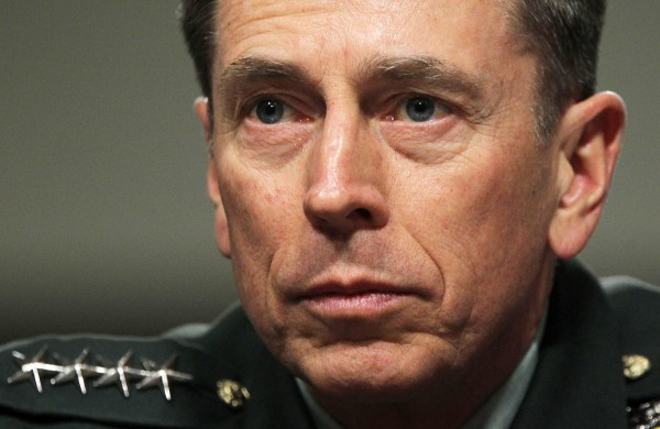 Image: Gen. David Petraeus testifies during a hearing before the Senate Armed Services Committee March 15, 2011 on Capitol Hill in Washington, D.C.