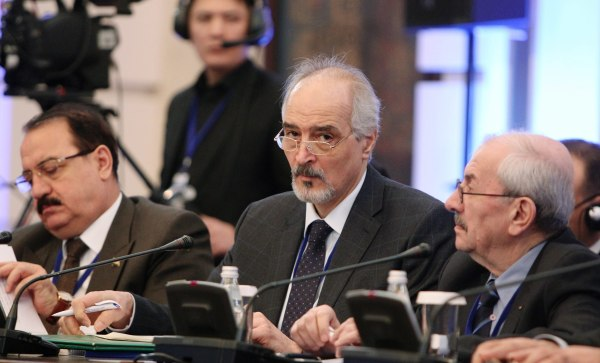 Image: The talks in Astana on the Syrian settlement