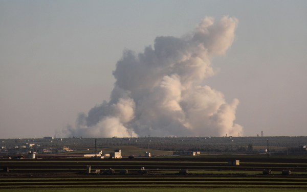 Image: SYRIA-CONFLICT-IDLIB