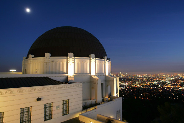Image: Griffith Observatory Re-Opens After $93 Million Renovation