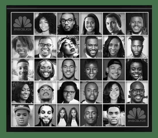 NBCBLK28 2017 Honorees