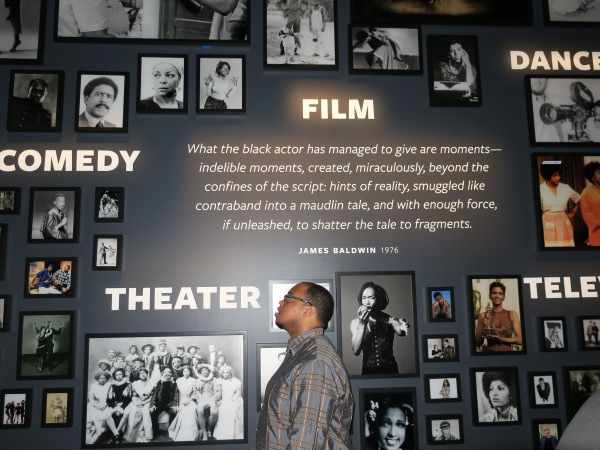 NMAAHC Display