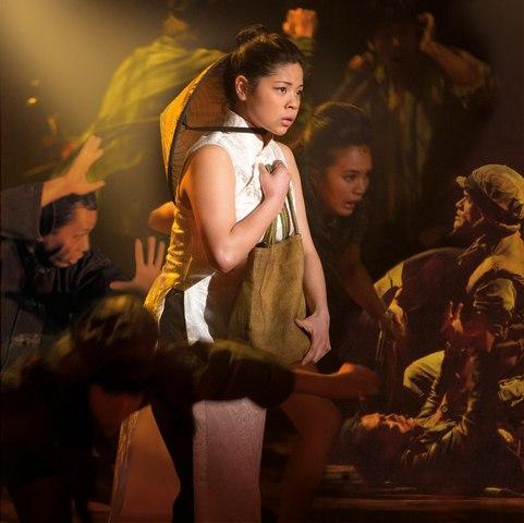 "Eva Noblezada, ""Miss Saigon"""