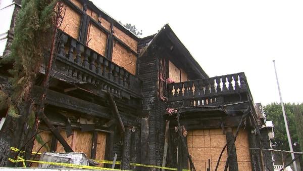 IMAGE: Anaheim White House restaurant fire