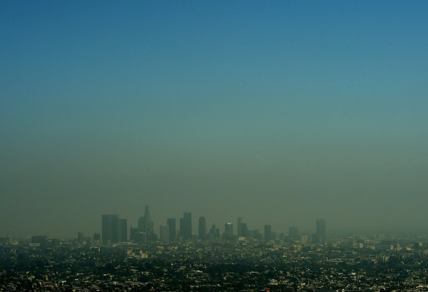 Image: Los Angeles pollution